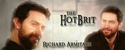 Richard Armitage the HotBrit