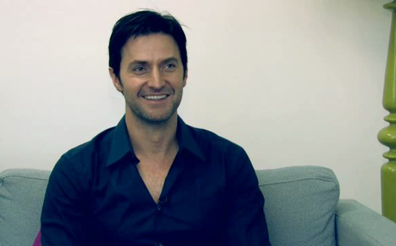 Richard Armitage Spooks Interview