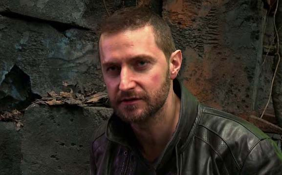 Richard Armitage - Peter Jackson video blog