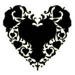 Victorian heart