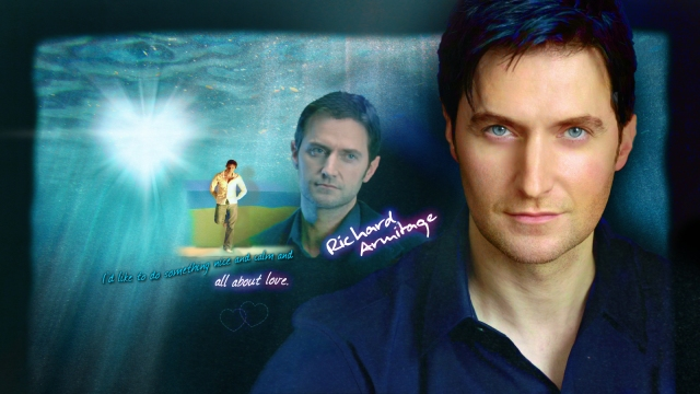 Richard Armitage - All About Love 1600 x 900