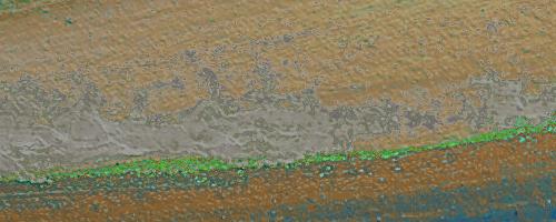 Brown Watercolor
