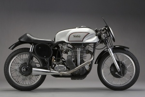 Norton Manx Motorcycle