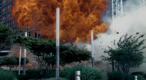 Spooks explosion