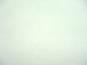 45 Mulberry Paper Clear White