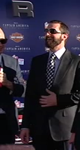 bccmee screencap Richard Armitage red carpet