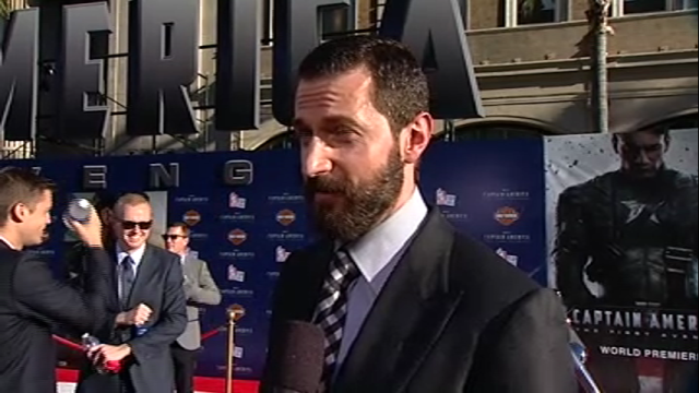 bccmee Richard Armitage red carpet