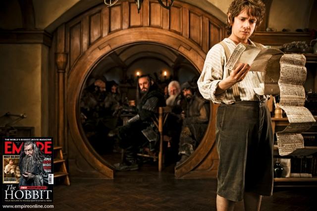 Empire Magazine Bilbo-Dwarves