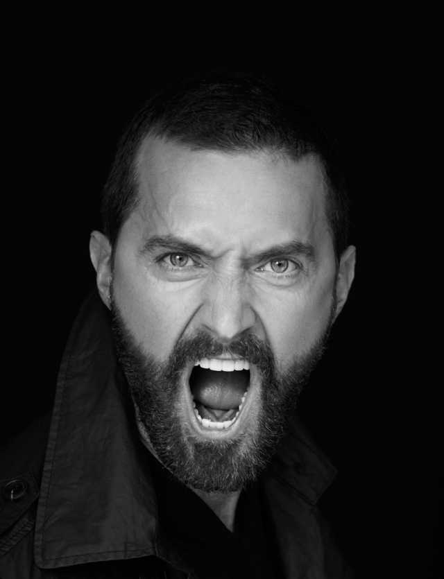 Richard Armitage - Project Magazine courtesy of RichardArmitageNet.Com