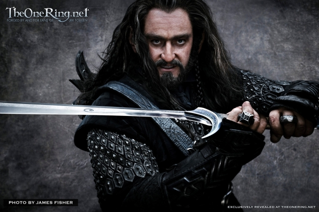 Richard Armitage as Thorin