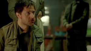 Richard Armitage as John Porter in Strike Back 2