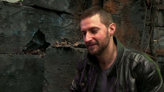 Richard Armitage - 3rd Hobbit Production Video