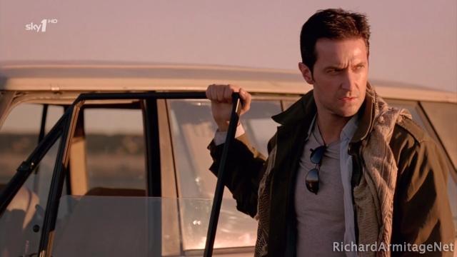 Richard Armitage as John Porter
