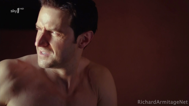 Richard Armitage as John Porter