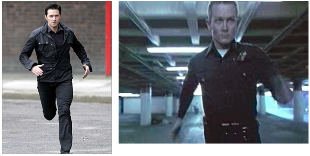 Lucas North: Terminator