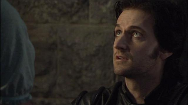 Richard Armitage as Guy proposal scene
