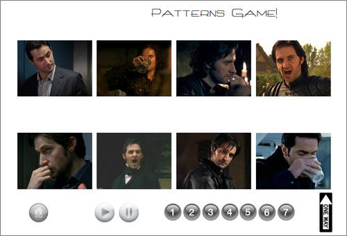 Pattern Matching Game