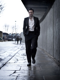 Actor Richard Armitage