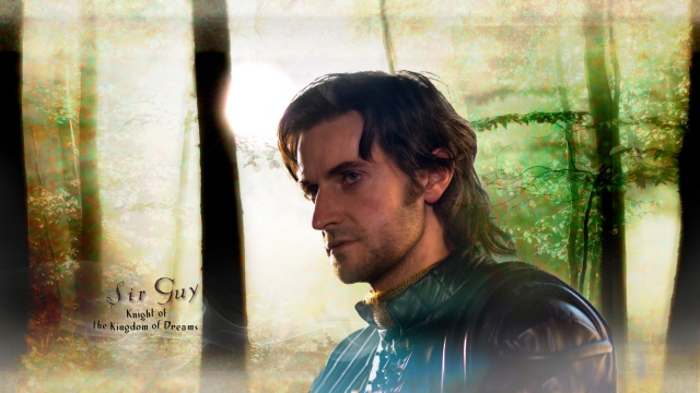 bccmee's Guy of Gisborne wallpaper