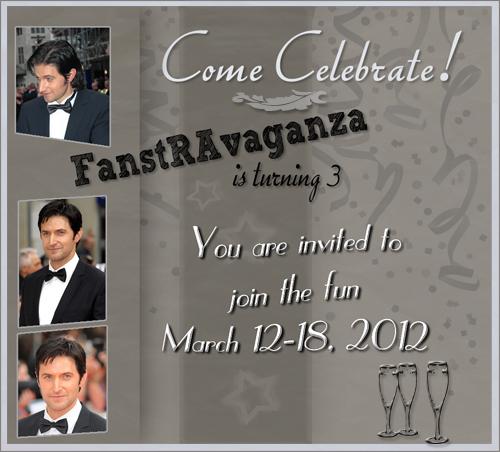 FanstRAvaganza 3 announcement banner