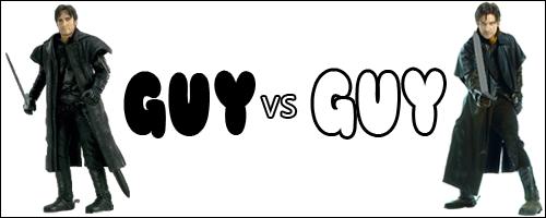 Guy vs. Guy