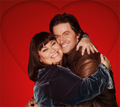 RIchard Armitage and Dawn French - Vicar of Dibley